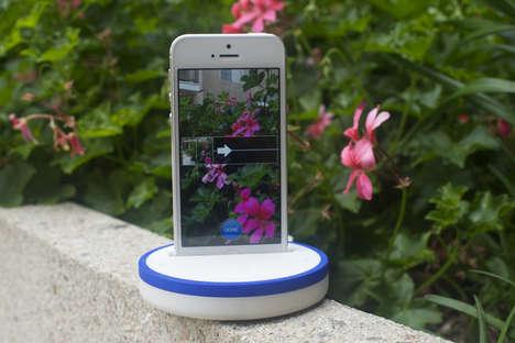Panoramic Phone Mounts