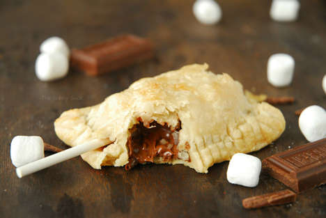 Bite-Sized Campfire Confections