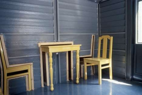 Pull-Out Furniture Sheds