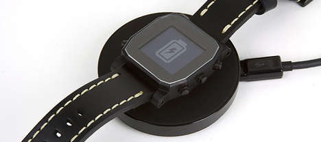Smartphone-Controlled Watches