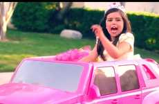Mini Pop Star Music Videos - Sophia Grace's 'Girls Just Gotta Have Fun' Depicts Some Fierce Tweens