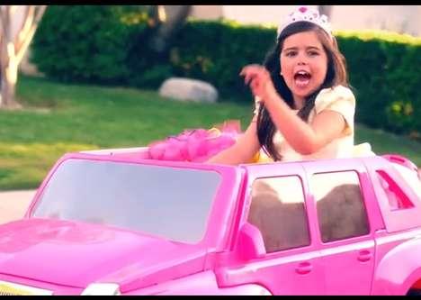 Mini Pop Star Music Videos