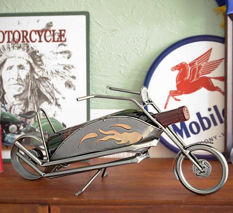 Motorcycle Bottle Holders
