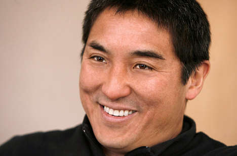 Guy Kawasaki Offers Advice to New Companies in His Start-Ups Keynote