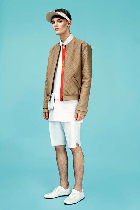 Luxe Minimalism Menswear