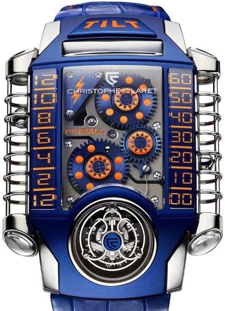 Miniature Arcade Watches