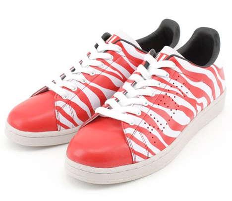 27 Colorfully Striped Kicks