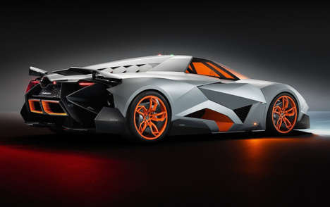 Superhero-Inspired Sports Cars