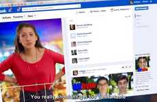 Hilarious Social Media Songs - 'Facebook The Musical' is a Playful Take on Social Media Addiction