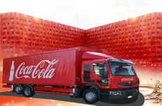 Soda Delivery Services - The 'Coke2Home' Program Brings Happiness Straight to Your Door