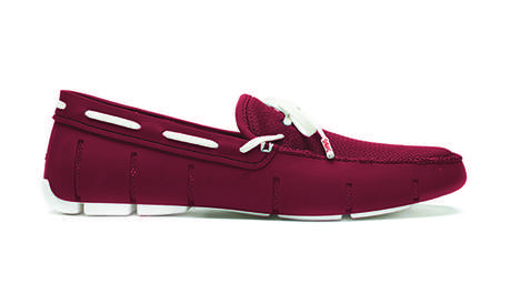 Versatile Waterproof Loafers - The SWIMS Summer Loafers for 2013 are Durable Shoes