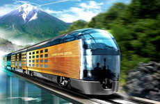 Luxury Countryside Train Tours - JR East is Offering a First-Class Tour of the Japanese Countryside
