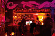 Exotic Pirate-Themed Bars - San Francisco's Smuggler's Cove Channels Caribbean Bootlegging Culture