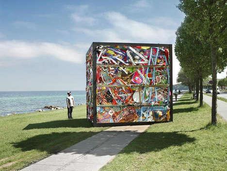Compressed Theme Park Cubes
