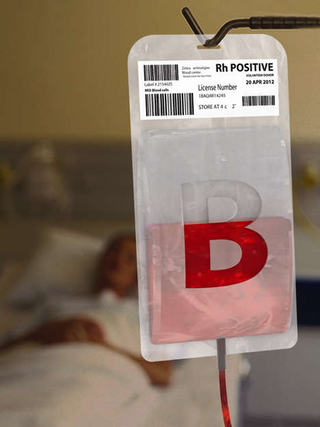 The 'IBB Blood Transfusion Packs' Eliminate Medical Mistakes