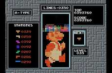 Algorithmic Tetris Block Cartoons - This Special Tetris Strategy Has an Artistic Motive
