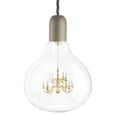 Chandelier Light Bulb Hybrids