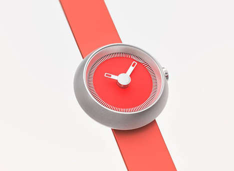 Gravity-Infused Watch Faces