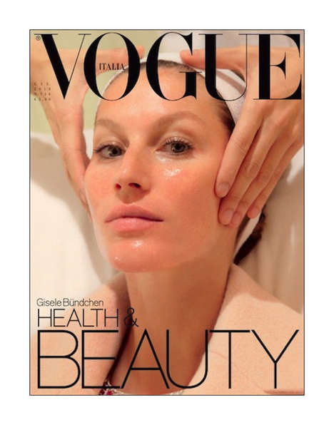 Bare Skin Celebrity Covers