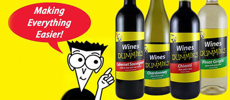 Fool-Proof Vino Branding - Learn the Basics About Drinking and Food Pairings with Wines for Dummies