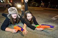 Street Wars Water Gun Assassination Game
