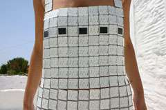 Solar Powered Dress