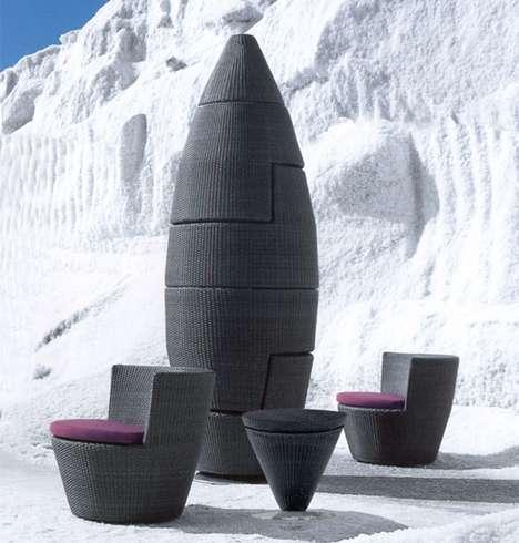 Obelisk Seating By DEDON