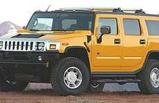 Eco-Friendly Hummer O2 Concept