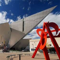 Sharp Architecture - The New Denver of Museum of Art