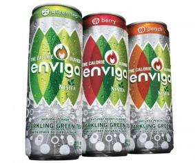 Calorie-Burning Sodas - The Enviga Soft Drink Will Cut Out The Gym Factor
