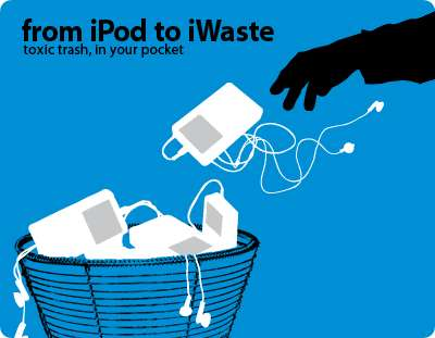 iWaste - iPod Wins Australian Award for Design Flaws