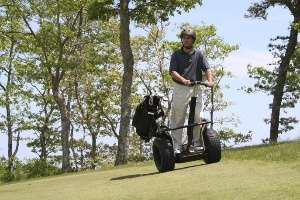 Miniature Golf Carts