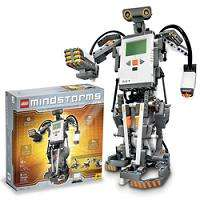 Consumer-Designed Robots - The LEGO Mindstorms NXT Allows Buyers to Create