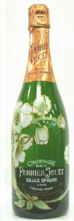 $1,275 Champagne - Perrier Jouet is World's Most Expensive Bubbly