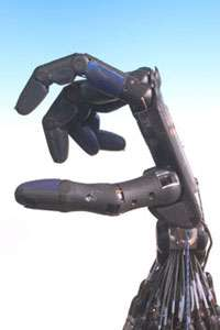 The Shadow Robot Hand
