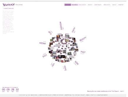 Yahoo Time Capsule