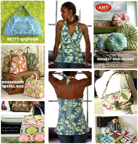 Pattern Collection by Amy Butler