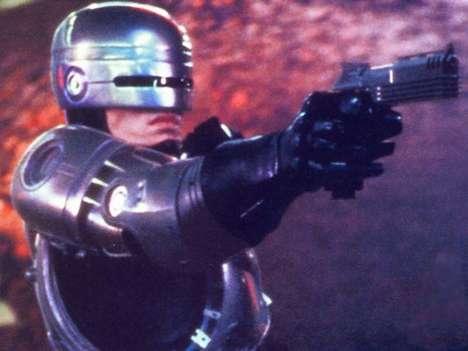 Real Life Robocop
