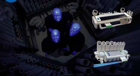 Turn Blue - Make Your Own Blueman Show