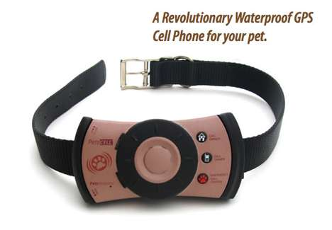 PetsCell - GPS Tracker for Your Pet