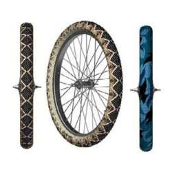 Reflective Bike Tires - SweetSkinz