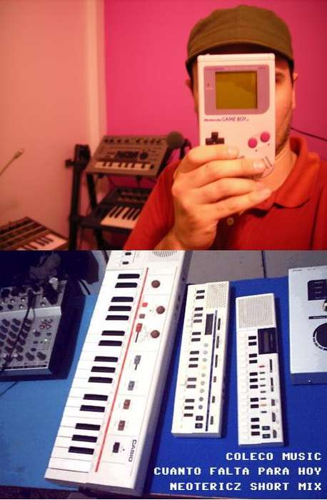 Music with Old Videogame Consoles