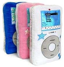 MP3 Pillow
