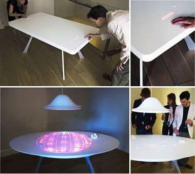 LED Game Tables