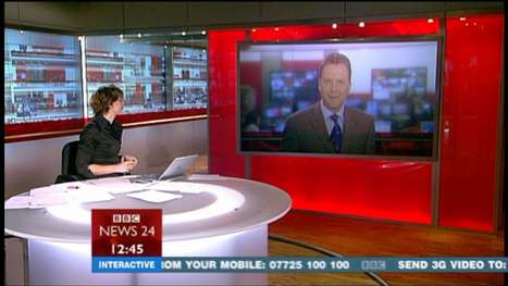 BBC - First All-User Generated News Programme
