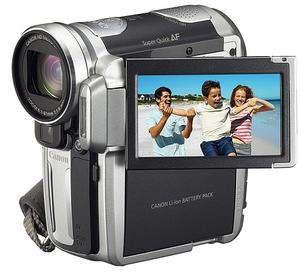 Canon's HV10 HD