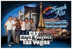 Las Vegas Targets Gay Community