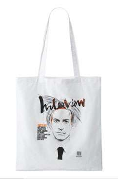 Marc Jacobs Cover is Now a Tote Bag and T-Shirt