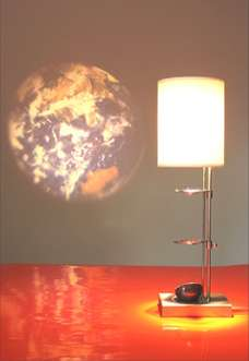 Projector Table Lamps: Design Heure's