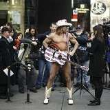 Fake Brand Endorsement Lawsuits - Naked Cowboy Sues Mars Candy